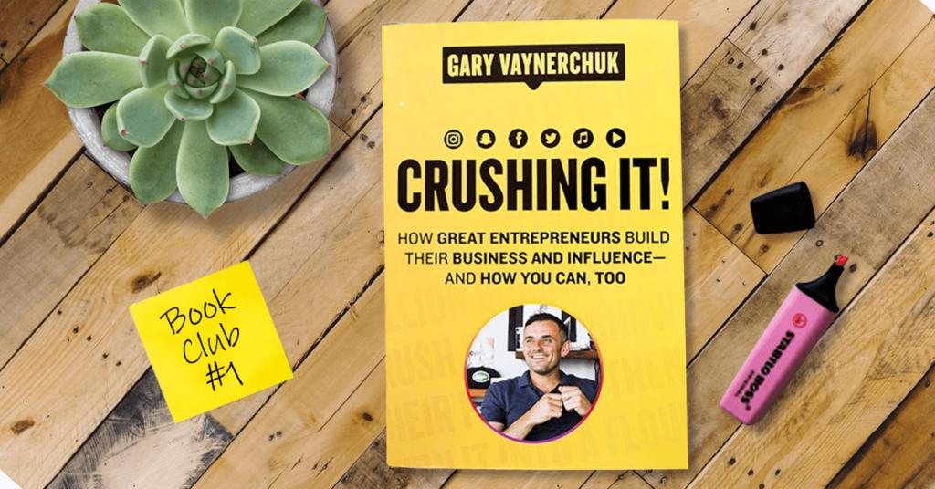 Crushing It! by Gary Vaynerchuck Book Summary for Kids